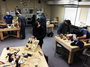 HVAC lab