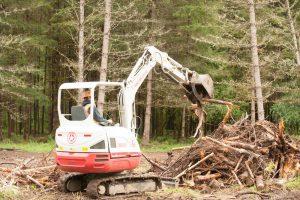 heavy equipment operations
