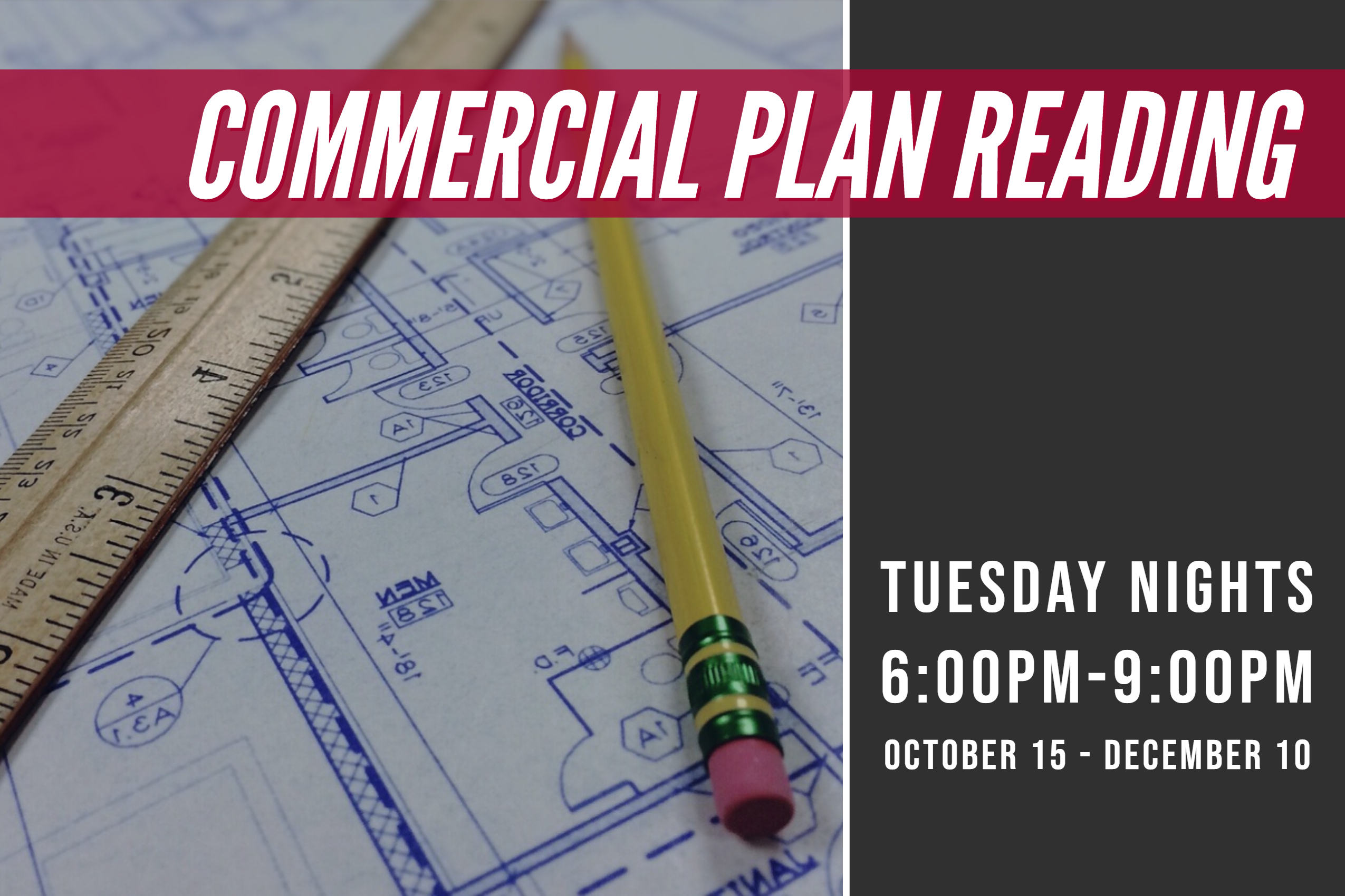 commercial plan reading