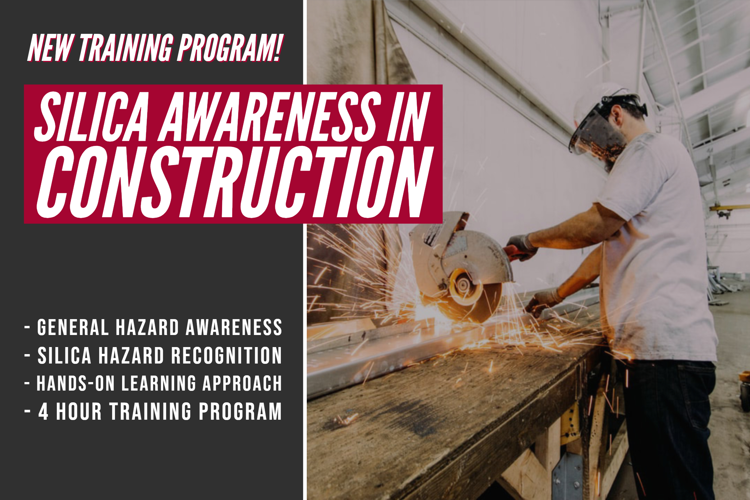 silica awareness in construction