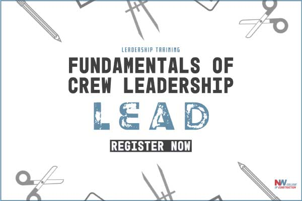 Crew Leadership course at NWCOC