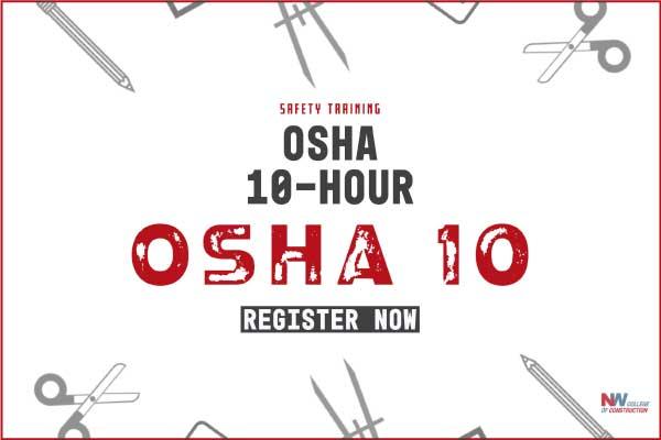 osha 10 hour certification in portland, or
