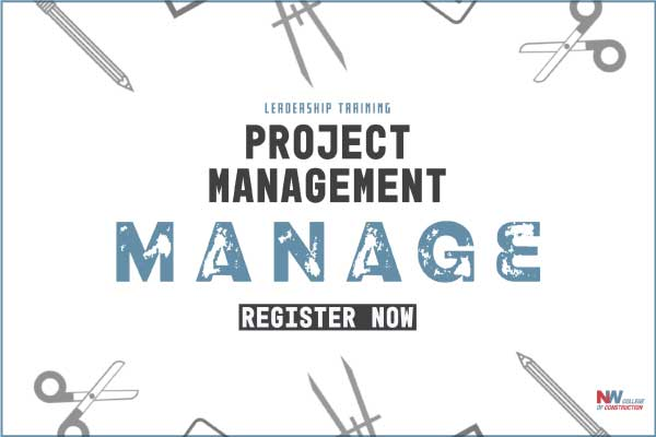 Project Management training course at NWCOC