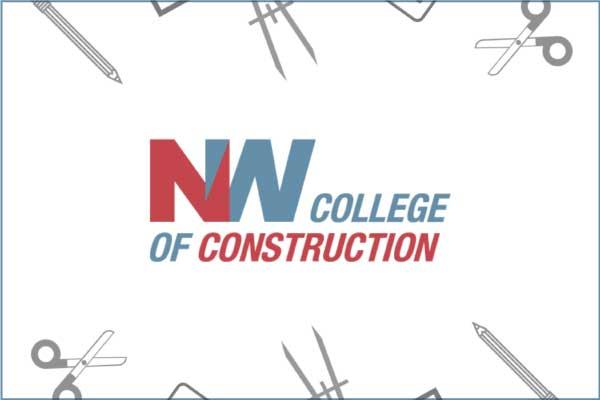 northwest college of construction logo