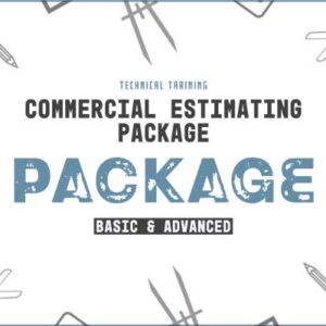commercial estimating package at nwcoc